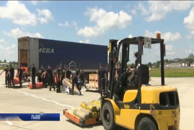 Ліквідація наслідків повеней: Україна отримала допомогу від Італії