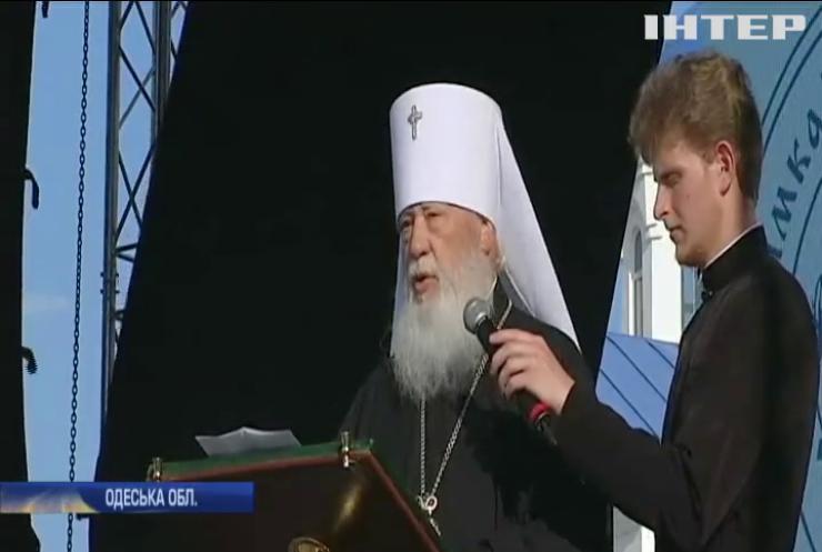 Підтримка та допомога: на Одещині єпархія УПЦ подарувала лікарям автомобілі швидкої допомоги