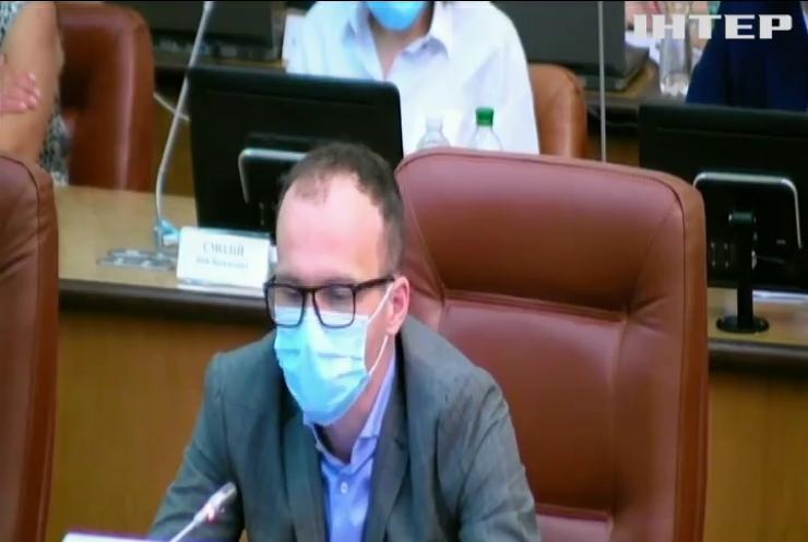 У Кабміні планують посилити відповідальність за неносіння масок