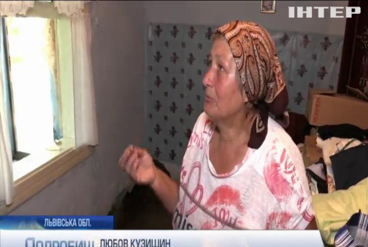 Чому Львівщина досі не отримала гроші на відшкодування збитків від стихії