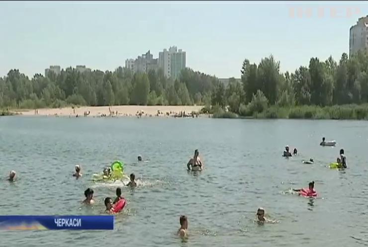 У Черкасах рятувальники провели рейд місцевими пляжами