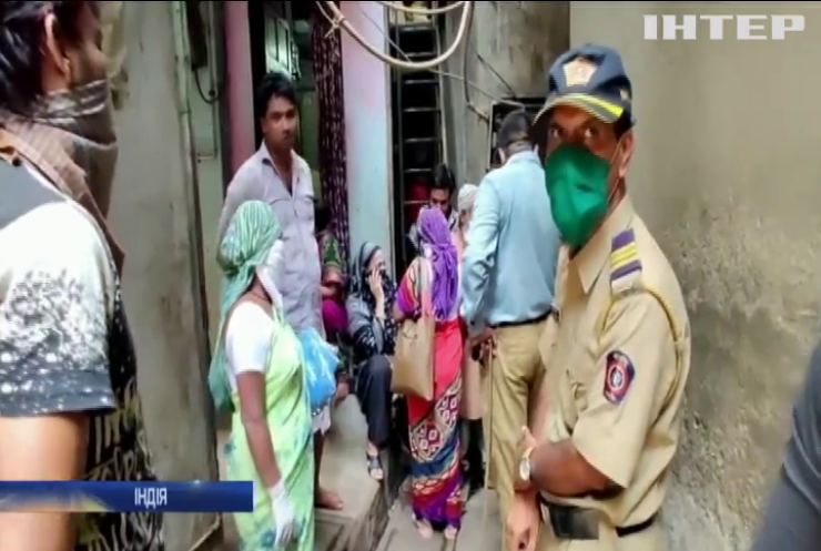 За крок до прірви: Індії загрожує сплеск заражень коронавірусом