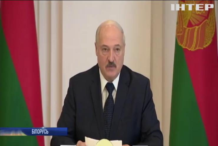 Лукашенко заявив про перемогу над коронавірусом
