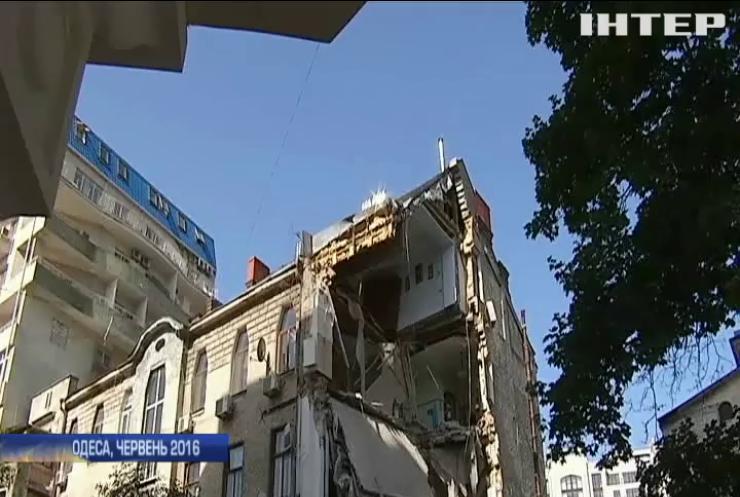 В Одесі опозиція назвала причину аварій у житлових будинках