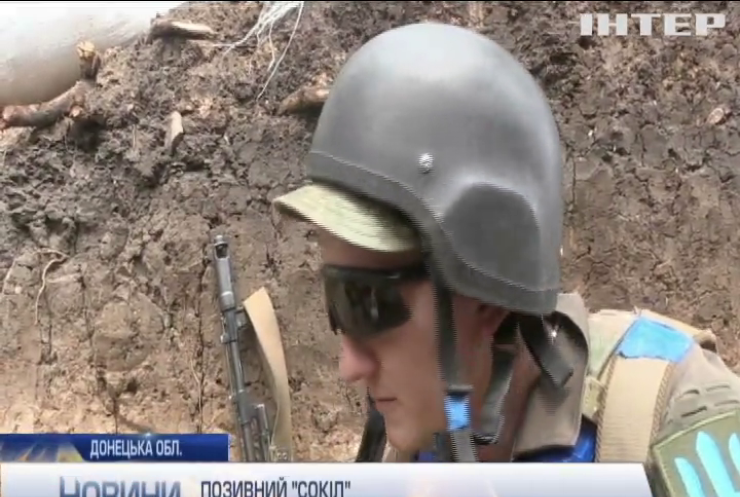 Війна на Сході: під Горлівкою противник активно укріплює позиції