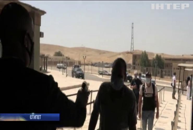 Єгипет прийняв перших відпочивальників з України