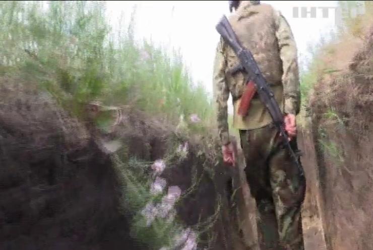 Війна на Донбасі: бойовики ведуть ворожу активність