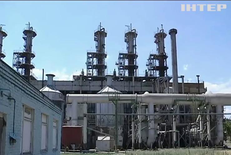 """На Черкаському """"Азоті"""" закликали рятувати хімічну галузь України"""