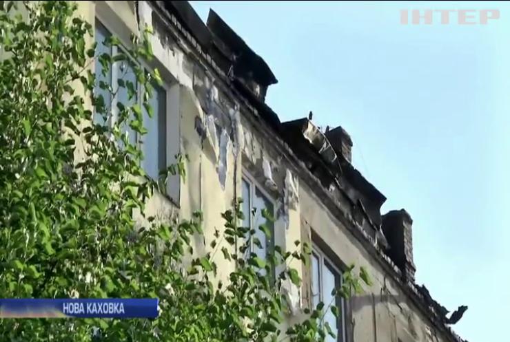 Пожежа у Новій Каховці: поліція назвала причину загоряння