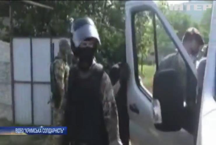 У Криму провели обшуки в оселях татар