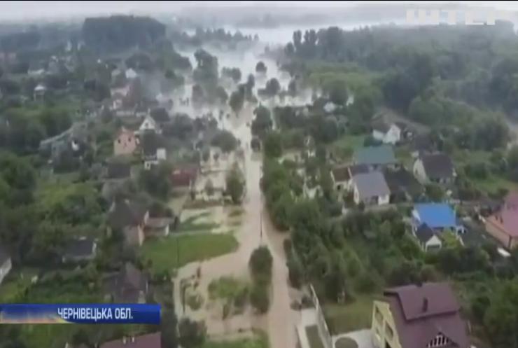 Велика Британія підтримає затоплені регіони Заходу України