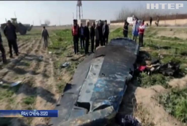 Авіакатастрофа в Ірані: розшифрування бортових самописців почнуть 20 липня