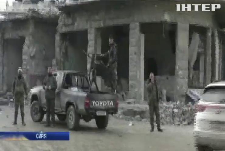 Армію Росії та Башара Асада звинуватили у бомбардуванні шпиталів та шкіл
