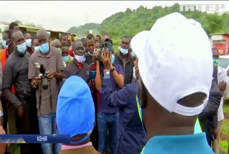Як у Кенії запустили 4G-інтернет у повітря