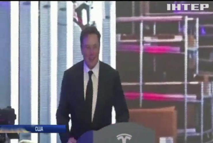 Автомобілі Tesla отримають п'ятий рівень автоматизації - Ілон Маск