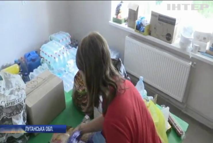 На Луганщині підраховують збитки від пожеж