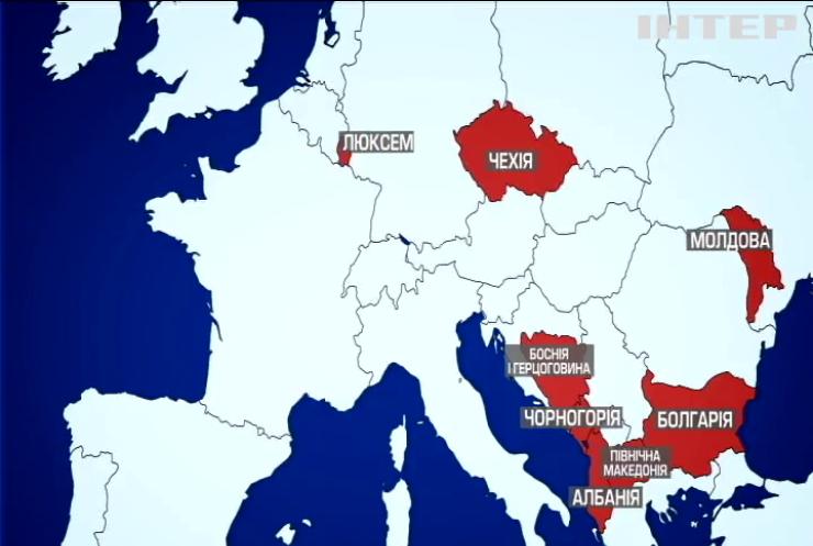 Двотижнева самоізоляція або тест: Україна внесла Чехію та Болгарію до списку
