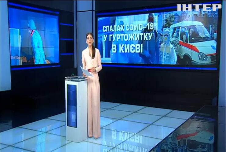 СOVID-19 виявили у гуртожитку Київського університету технологій та дизайну