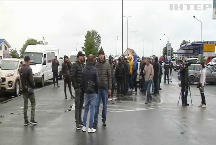 Угорщина забороняє українцям в'їзд на свою територію