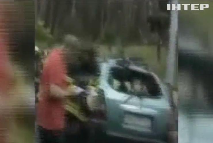 Смертельна ДТП: під Києвом водій напідпитку вбив сім'ю