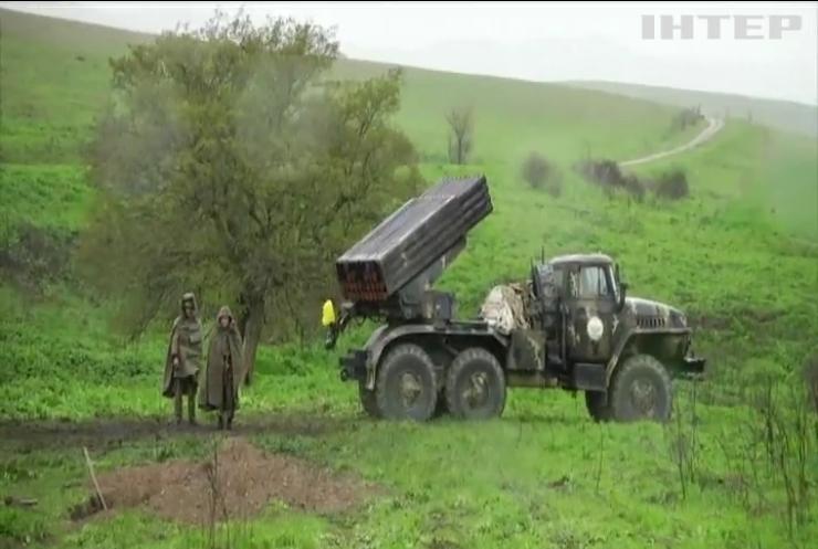 Конфлікт у Нагорному Карабаху: четверо військових Азербайджану загинули