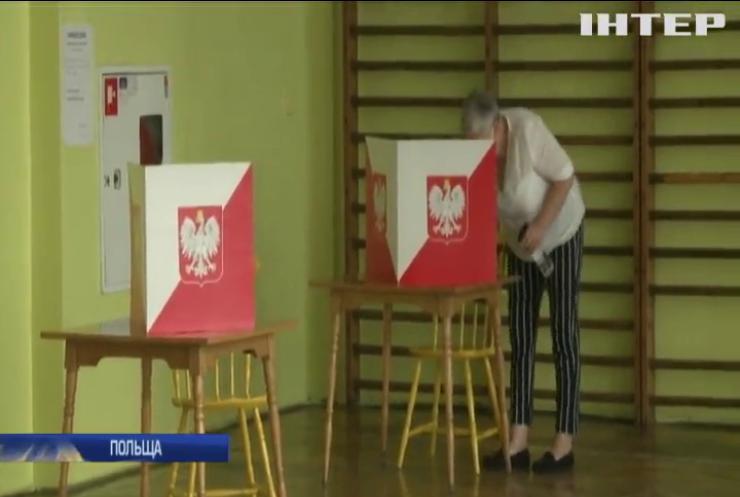 У Польщі українець погрожував підірвати виборчу дільницю
