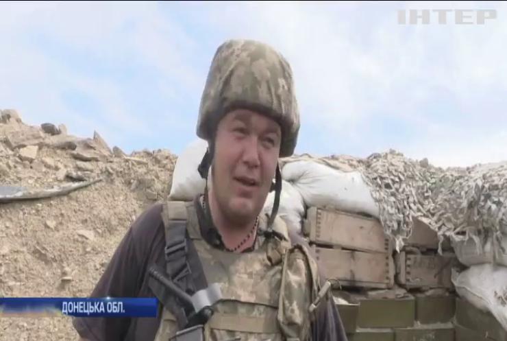 Війна на Донбасі: на Світлодарській дузі продовжуються провокативні обстріли
