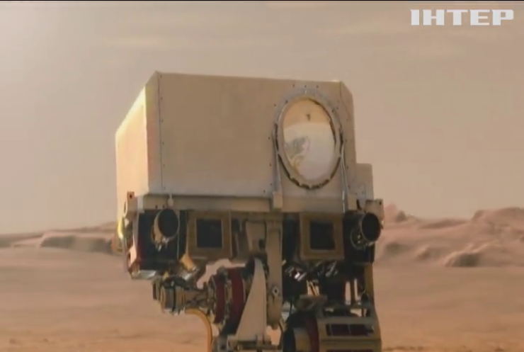 NASA відправить на Марс вертоліт