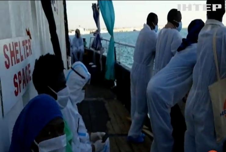 Коронавірус зменшив кількість нелегальних мігрантів на кордонах Євросоюзу