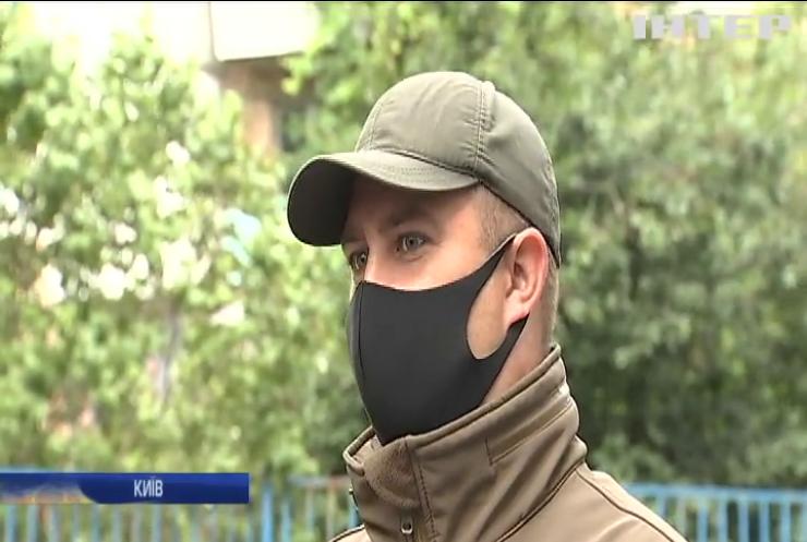 У Києві тренувалися знешкоджувати вибухівку в держустановах