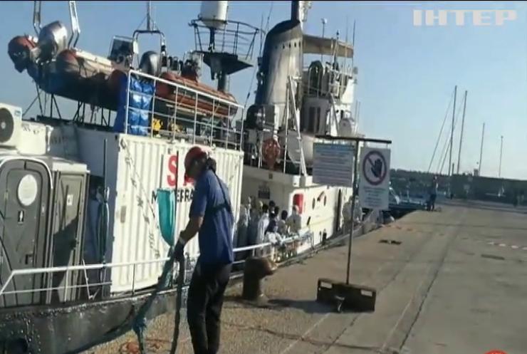 Невидима перешкода: на кордонах Євросоюзу поменшало нелегальних мігрантів
