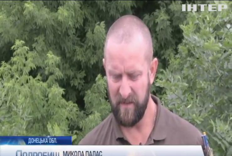 Варварство на полі бою: бойовики посеред дня розстріяли українського медика