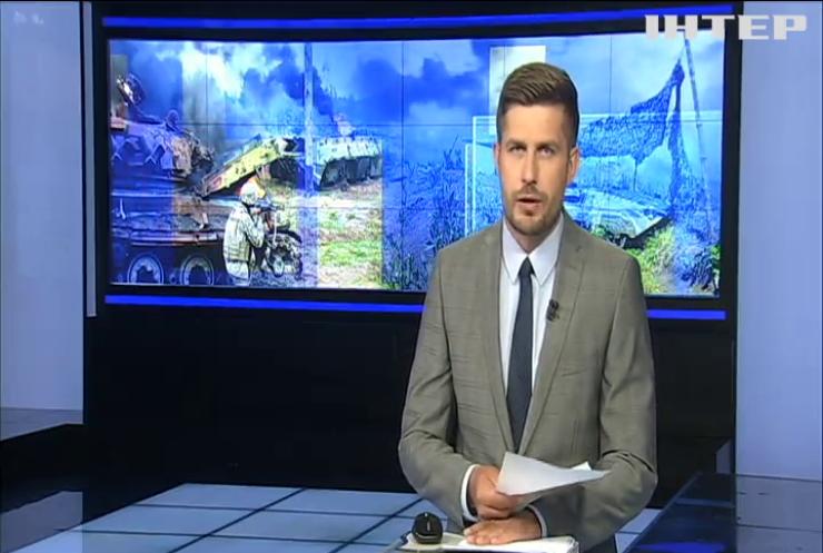 На Донбасі минулої доби поранило сімох військових