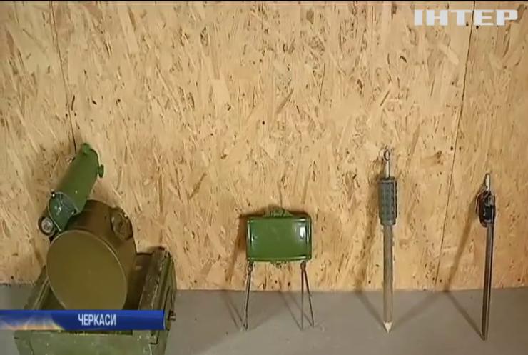 На Черкащині прикордонники розпочали випробування квадрокоптерів-саперів