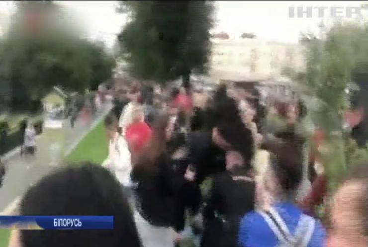 У найбільших містах Білорусі спалахнули стихійні протести