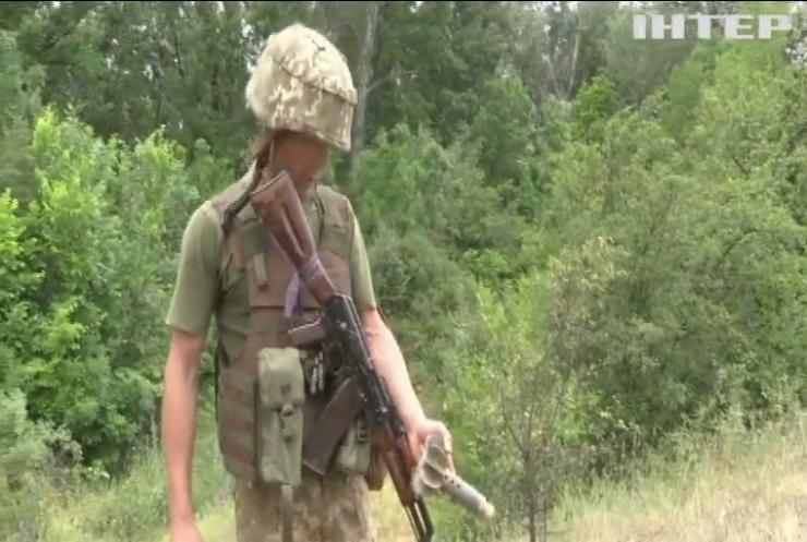 Війна на Сході: бойовики ведуть вогонь по захисниках Талаківки