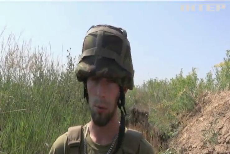 Війна на Донбасі: противники вели вогонь з важкої артилерії
