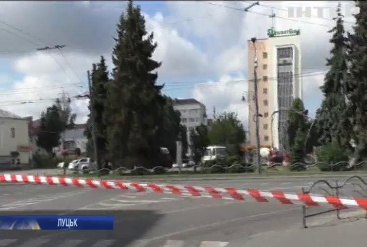 У Луцьку терорист взяв у заручники пасажирів автобуса: хронологія подій
