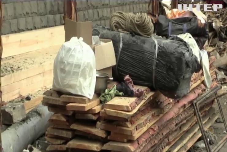 """Штаб """"Опозиційної платформи - За життя"""" координує ліквідацію пожежі на Луганщині"""