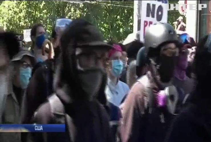 У США поновилися протести проти расизму та жорстокості поліції