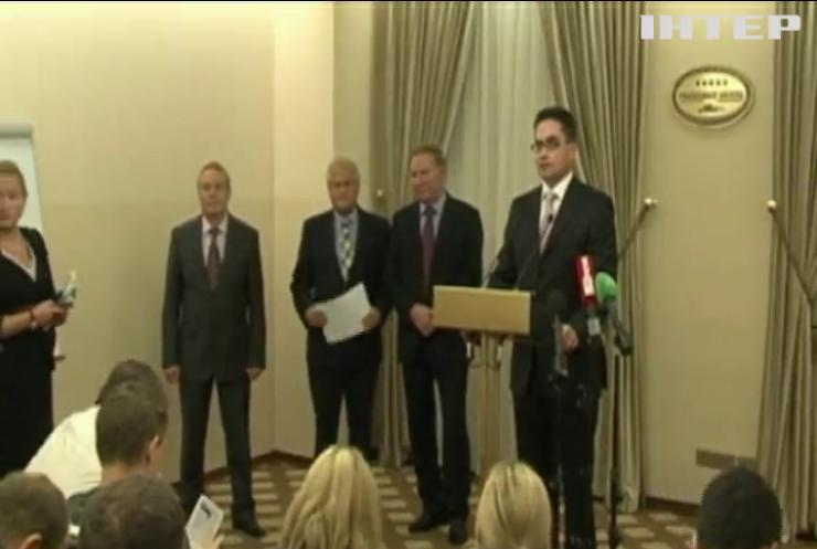 Леонід Кучма виходить із мінської переговорної групи