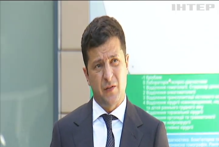 Володимир Зеленський назвав кандидатів на посаду очільника Тристоронньої контактної групи