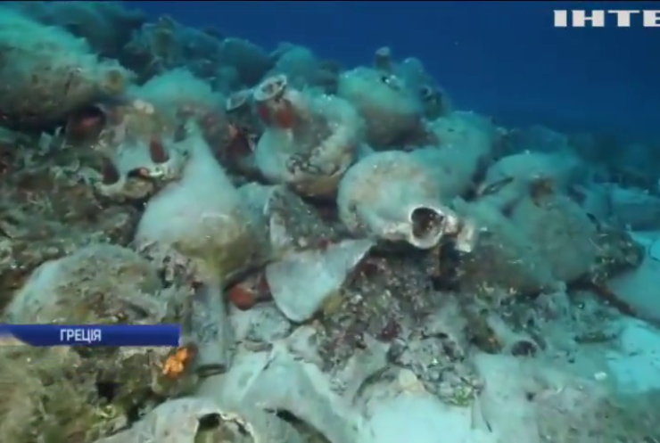 """""""Підводний Акрополь"""": у Греції відкрили для екскурсій затонуле античне судно"""