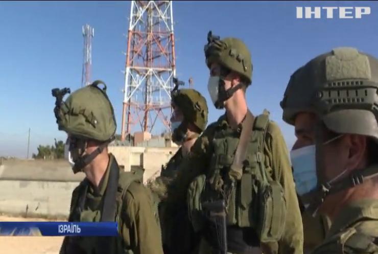 Ізраїльські винищувачі атакували ХАМАС у секторі Гази