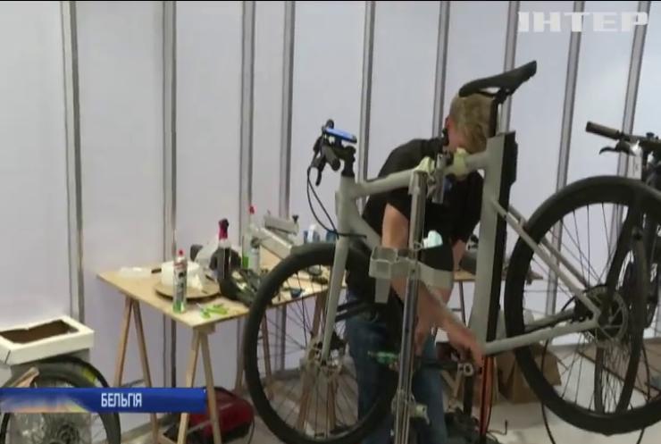 Мешканці Брюсселя масово пересідають на електро-байки