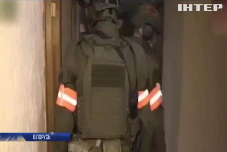 Російських найманців підозрюють в організації масових заворушень у Білорусі