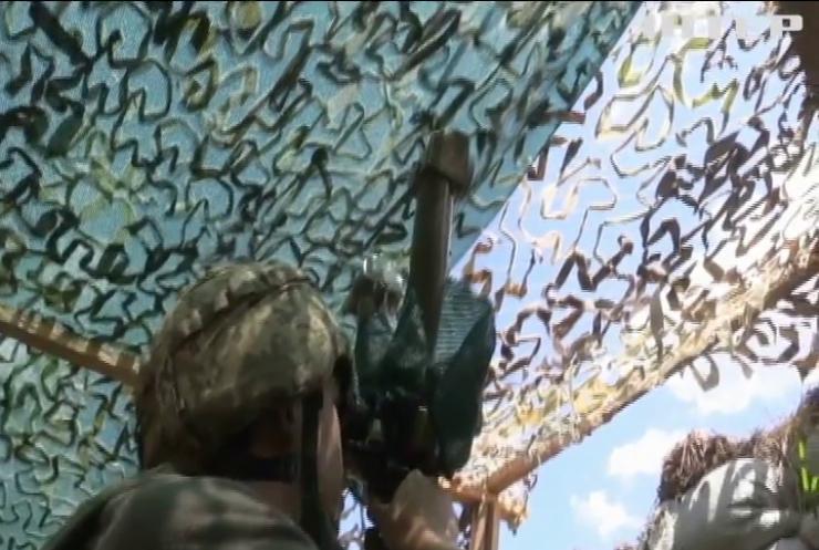 Бойовики обстріляли з гранатометів околиці Красногорівки