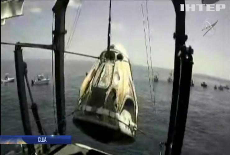 Справжня одіссея: астронавти Crew Dragon прокоментували перший успішний політ