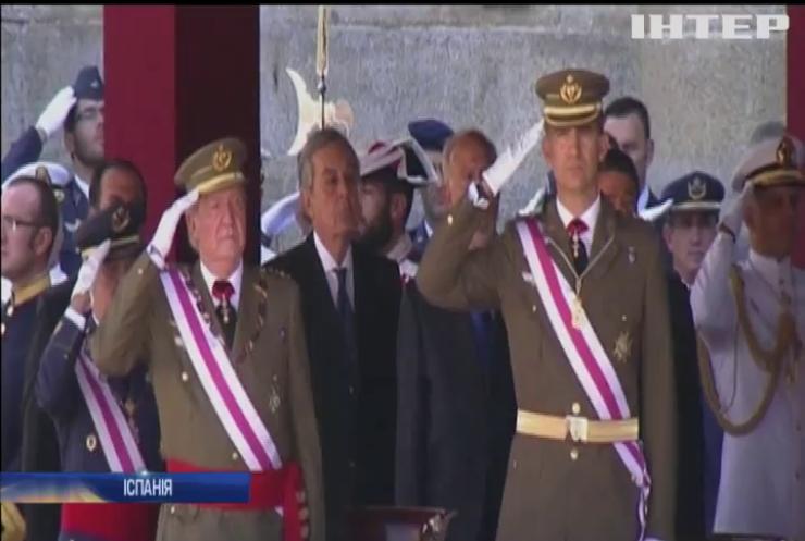 Колишній король Іспанії тікає з країни