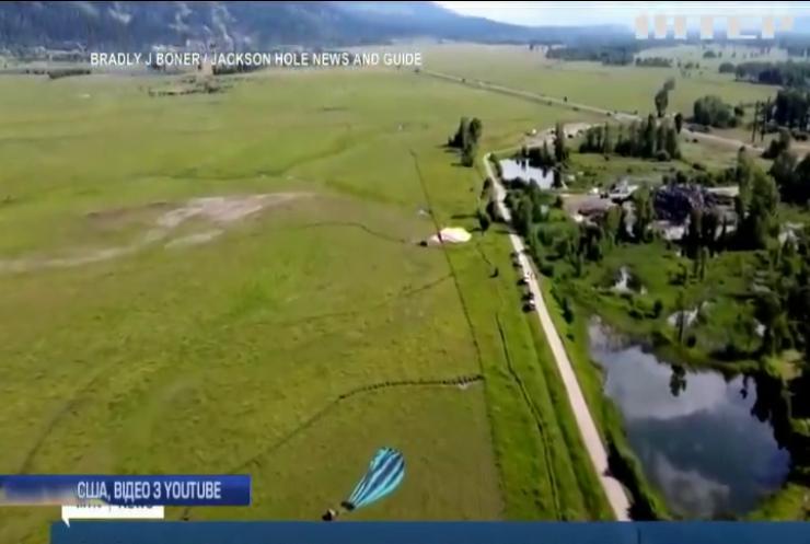 У США звалилися на землю повітряні кулі з туристами